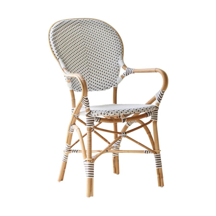 Isabell karmstol i kollektionen Affäire från Sika-Design.