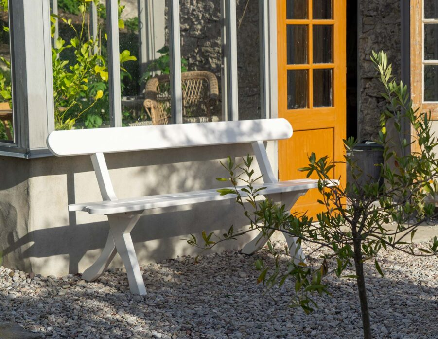 Guteform Bölske soffa vit