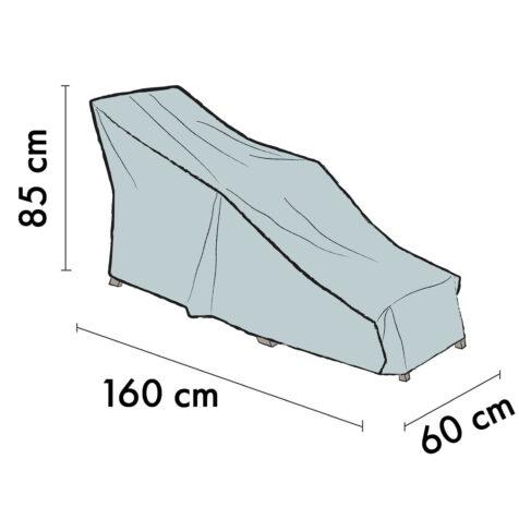 1030-7 Möbelskydd för däckstol