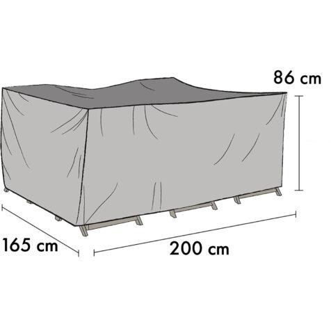 1010-7 Möbelskydd 165×200 cm höjd 86 cm