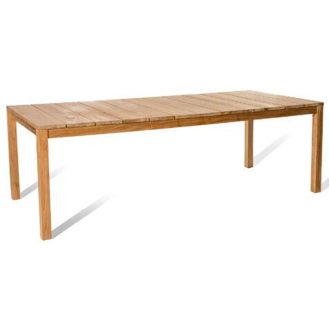 Oxnö matbord i teak från Skargaarden.