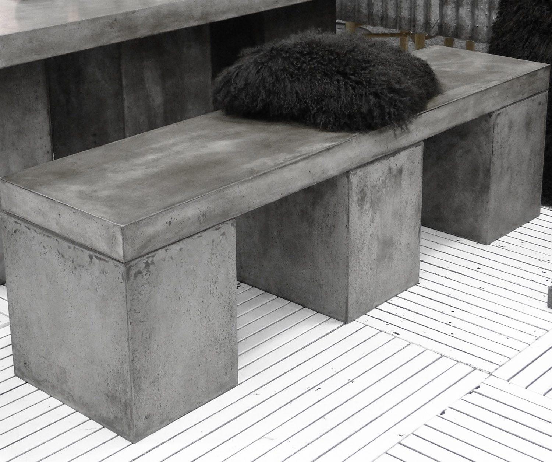 Kando bänk 40x160xH48 cm