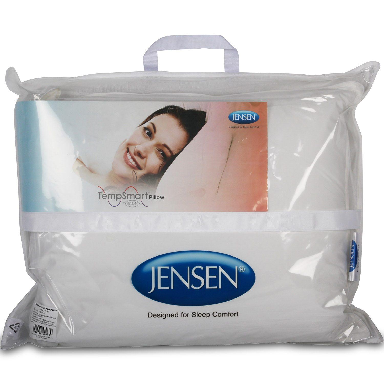 Tempsmart Pillow från Jensen.