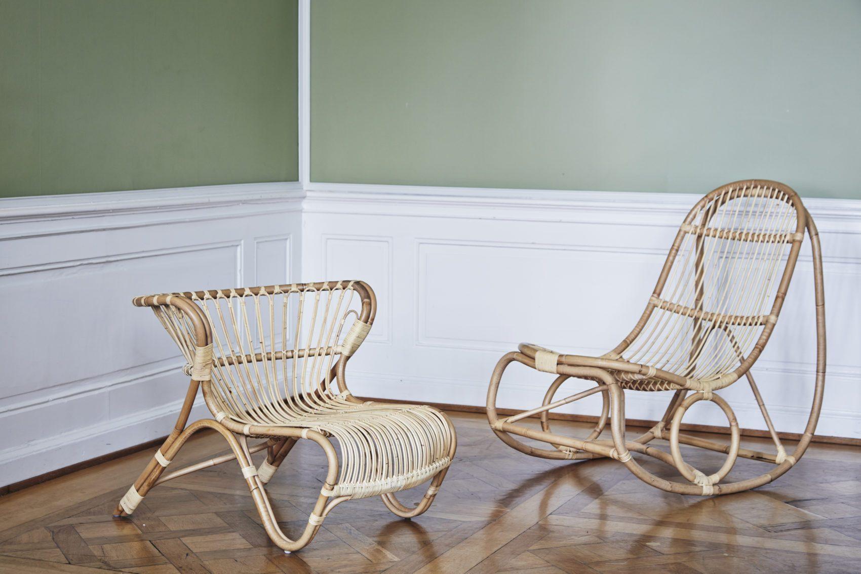 Stolarna Fox och Nanny från Sika-Design.