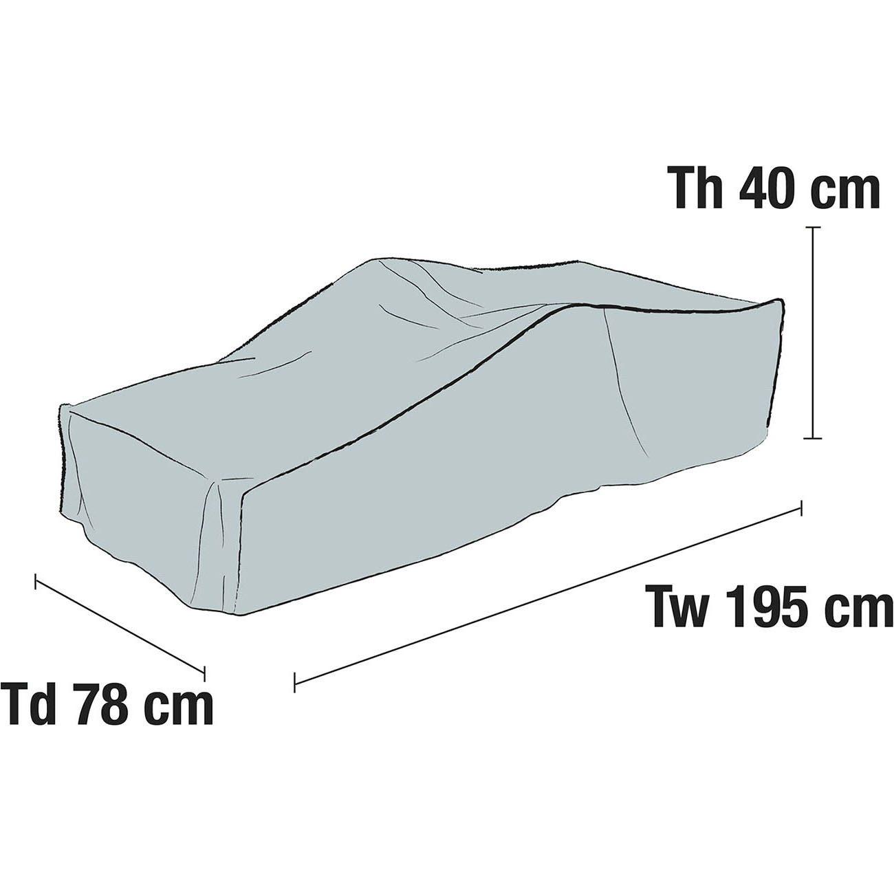 Skiss på möbelskydd 1032-7 från Brafab.