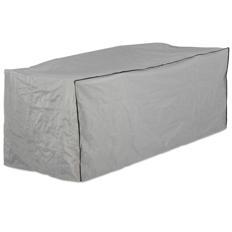 Möbelskydd för loungesoffor i grå polyester från Brafab.