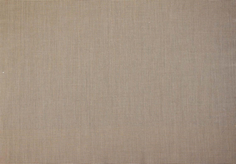 Färgprov på beige polyester från Hillerstorp.