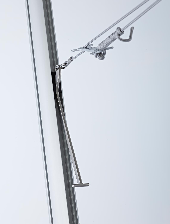 Aluminiumstolpe från Umbrosa.