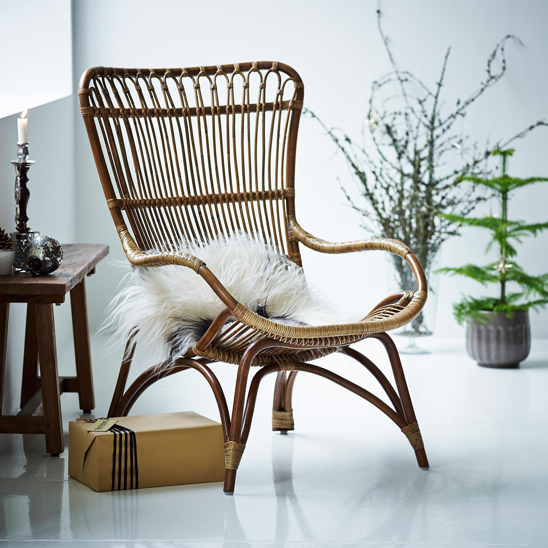 Monet vilstol i antikfärg ur Originals kollektionen från Sika Design.