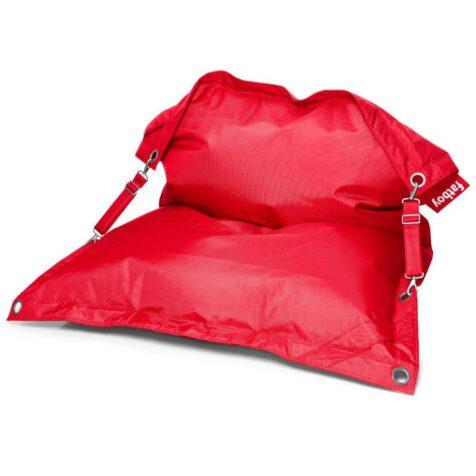 Buggle-up saccosäck i rött från Fatboy.