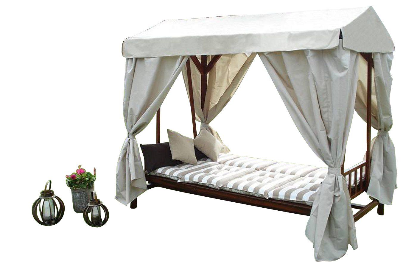 Hishult Heaven hammock i javabrunt från Brafab.