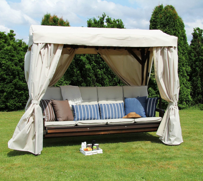 Hushult Heaven hammock i färgen Java.