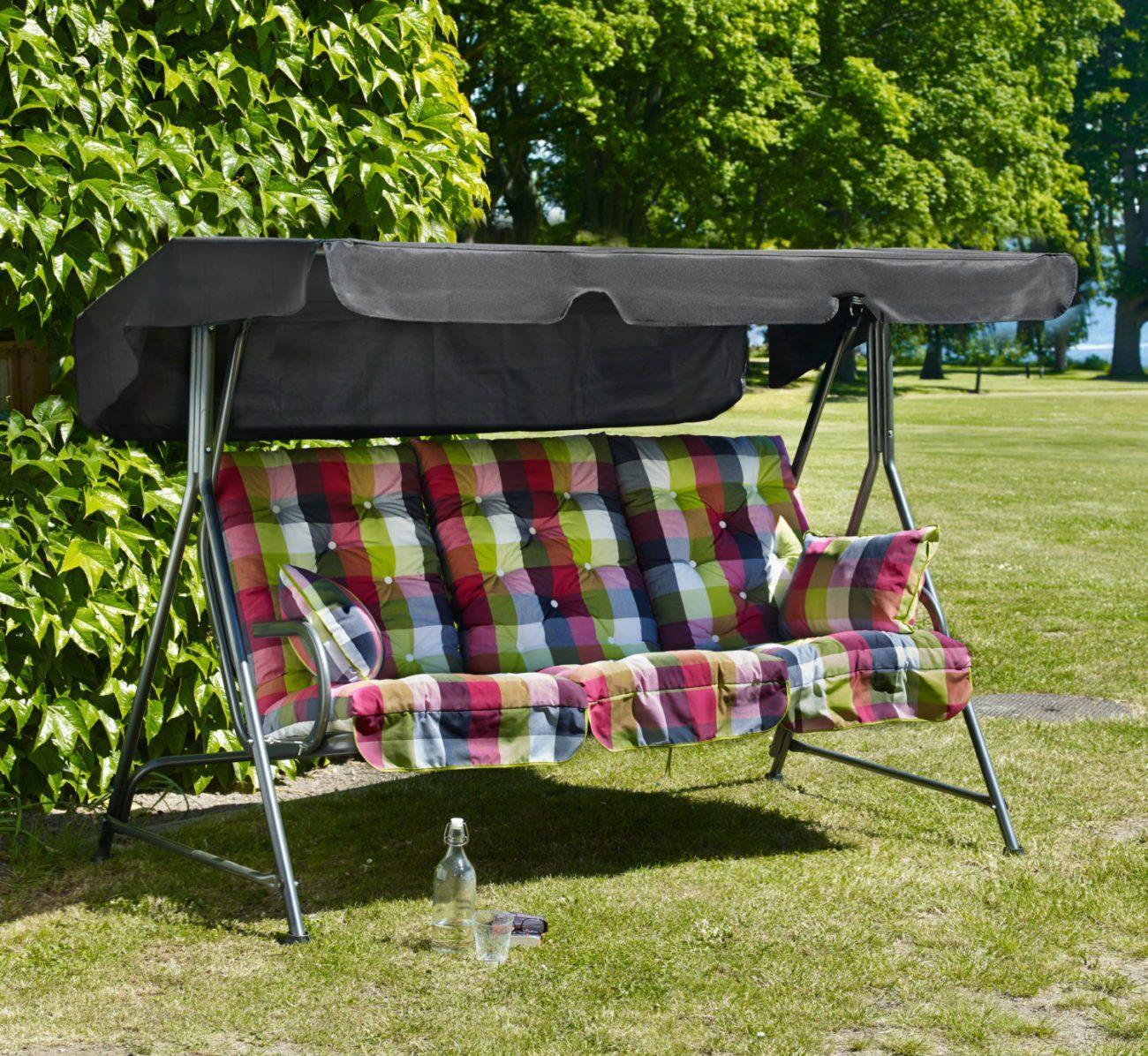 Basel hammock med dynor