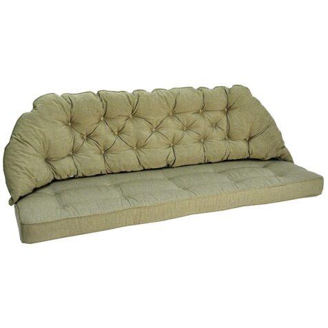 Dyna 164-42 3-sits beige dralon