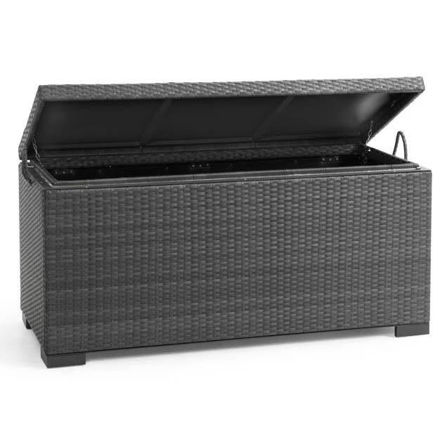 Maxi dynbox grå