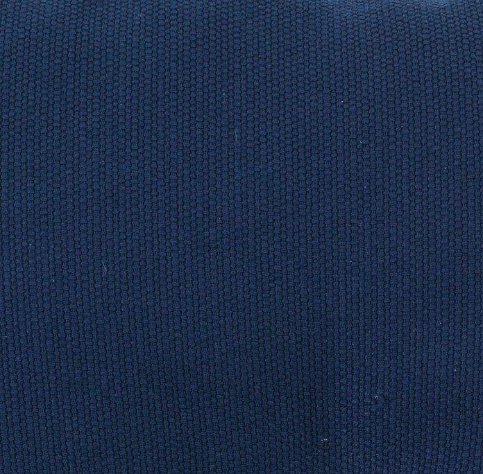 Hammocktak med tofsar, mörkblå