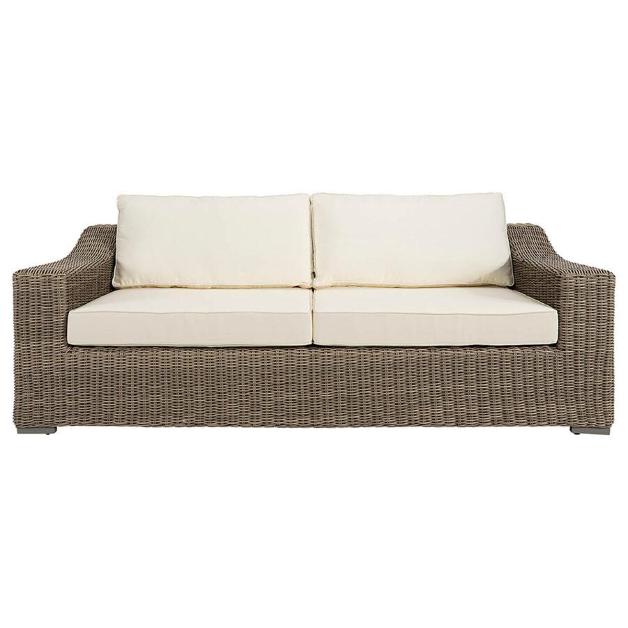 Artwood San Diego soffa vintage grey inkl. dyna