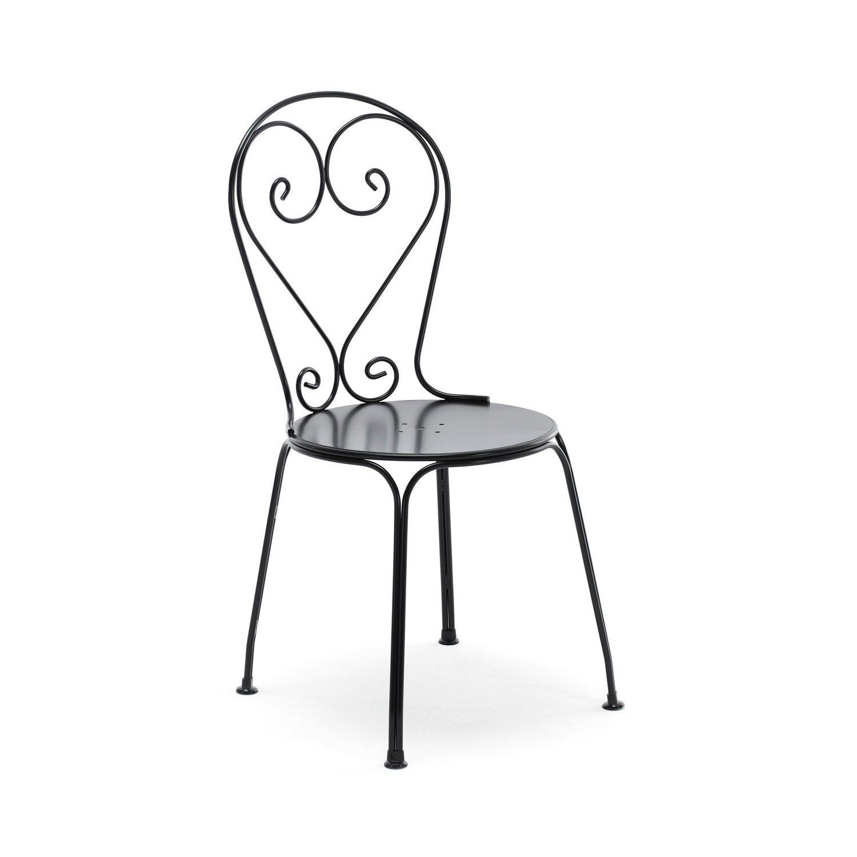 Classic stol no.1 i svart från Byarums Bruk.