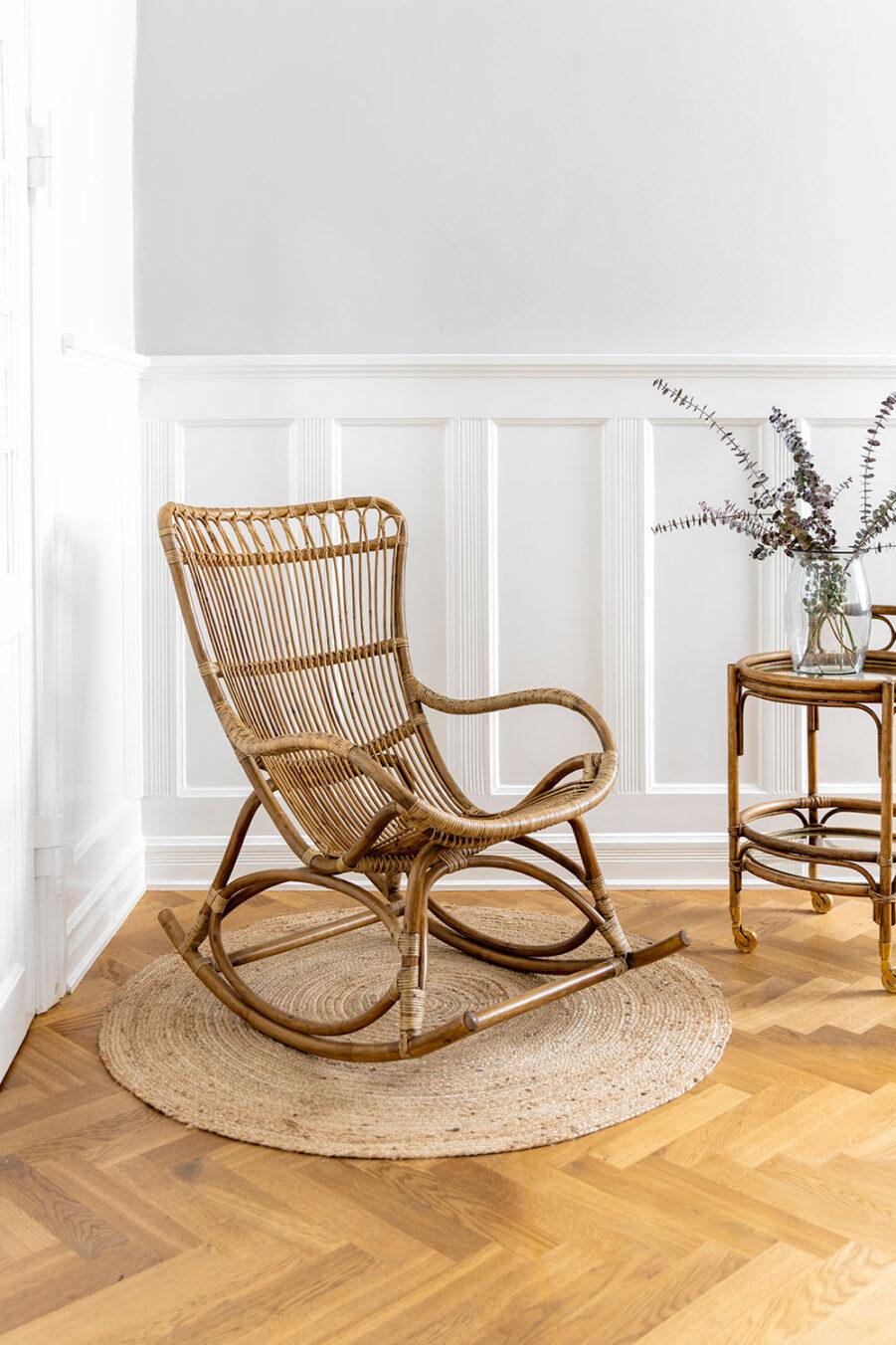 Sika-Design Monet gungstol antik