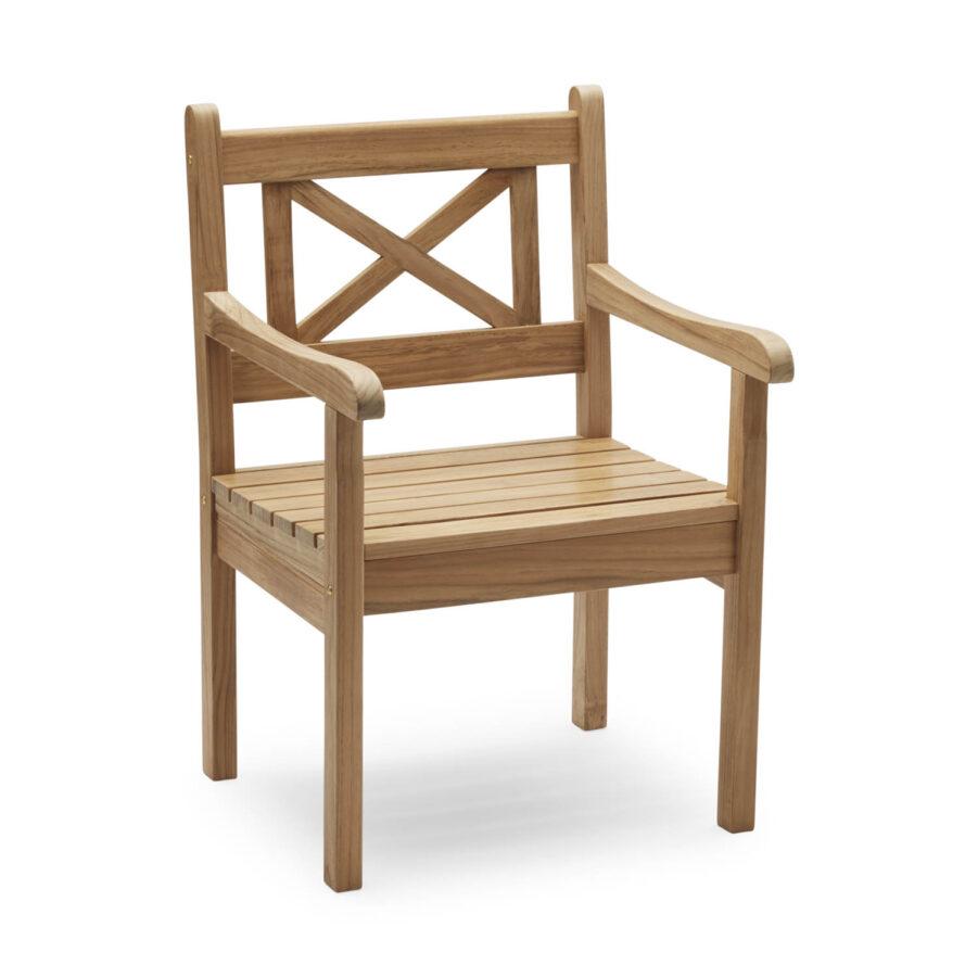 Skagen stol i teak från Skagerak.