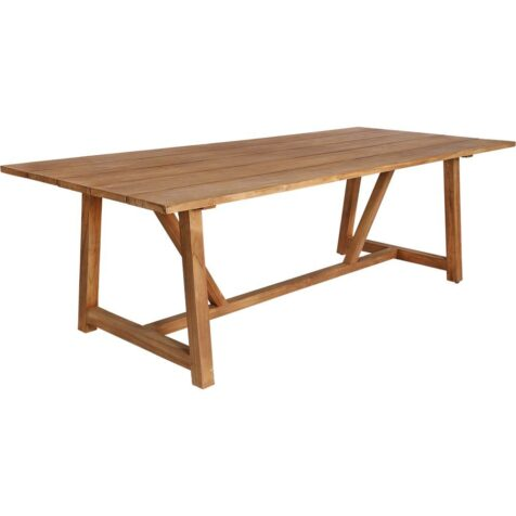 George matbord i teak från Sika-Design.