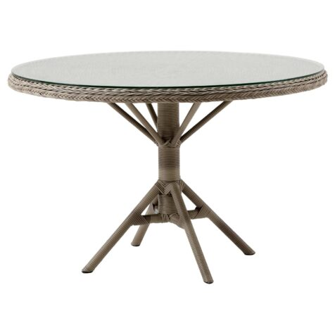 Grace matbord i antikfärgad konstrotting från Sika Design.
