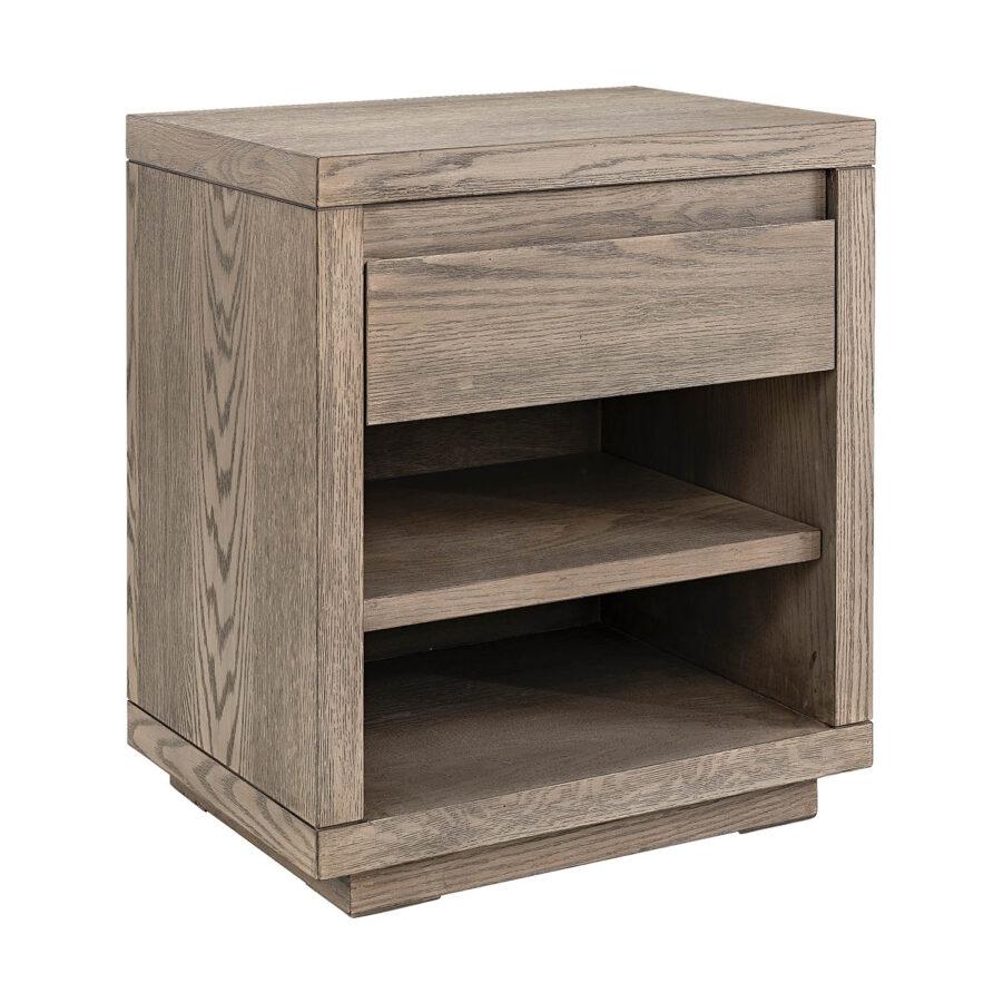 Hunter sängbord från artwood antikgrå