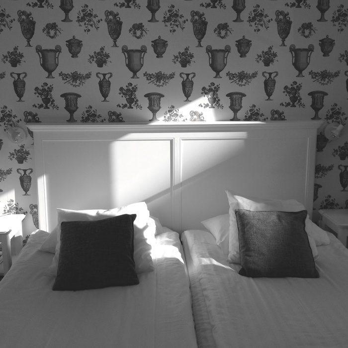 Solgården sänggavel 180 cm