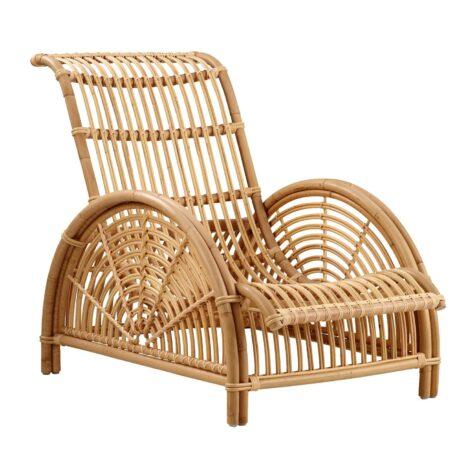 Paris stol från Sika Design i naturrotting.