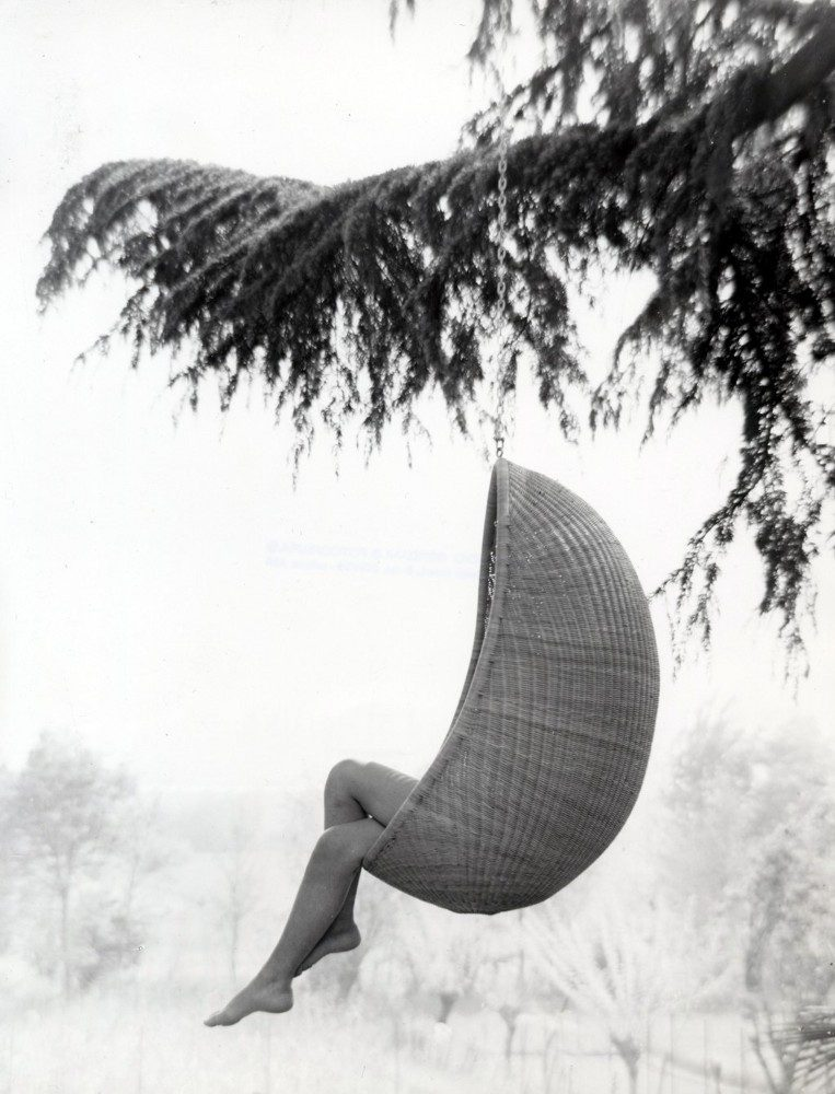 Nanna Dietzel hanging chair.