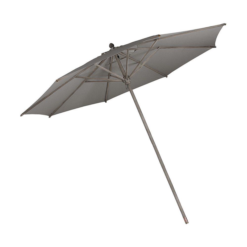 Portofino parasoll från Artwood med grå duk.