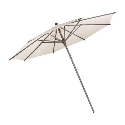 Portofino parasoll från Artwood med naturfärgad duk.