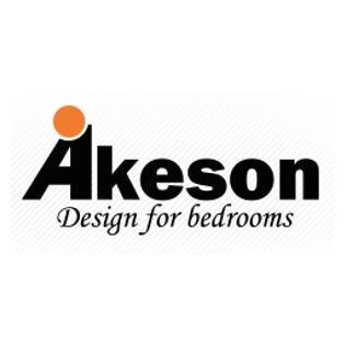 Logga för Åkeson.