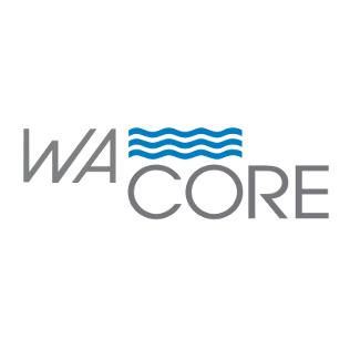 WaCore logotype.