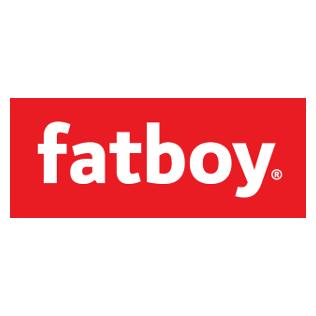 Logotyp för varumärket Fatboy.
