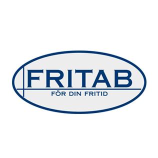 Logotyp för varumärket Fritab.
