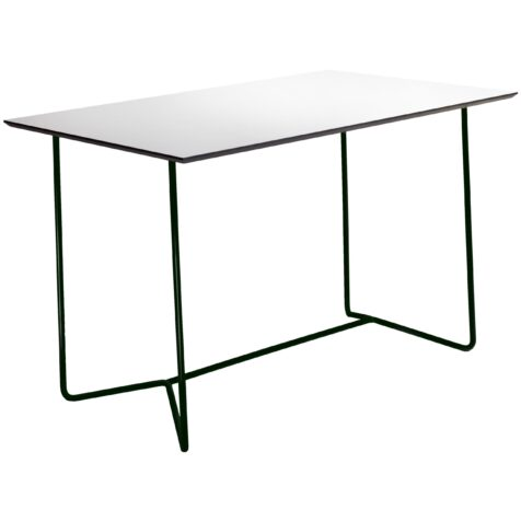 High Tech 110 bord i svart.