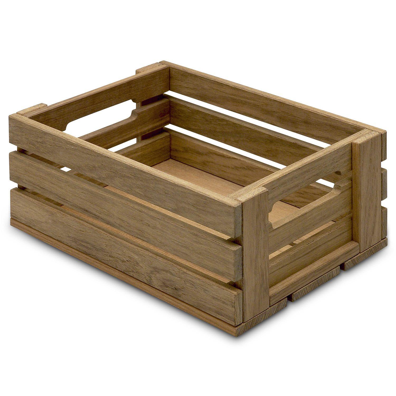 Dania box 2 från Skagerak i teak.