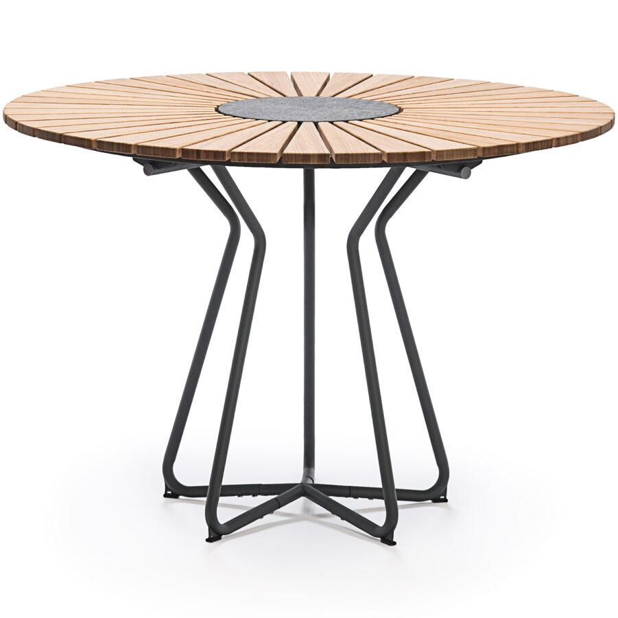 Circle bord i storleken 110 cm.