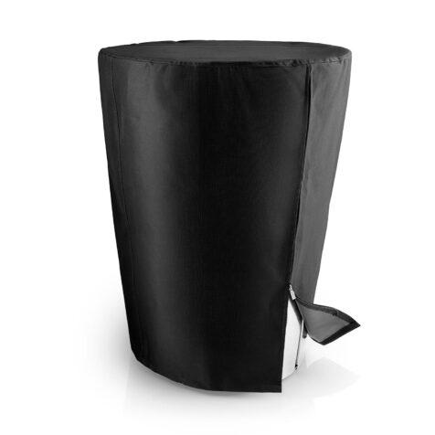Eva Solo grillskydd i svart med diametern 59 cm.