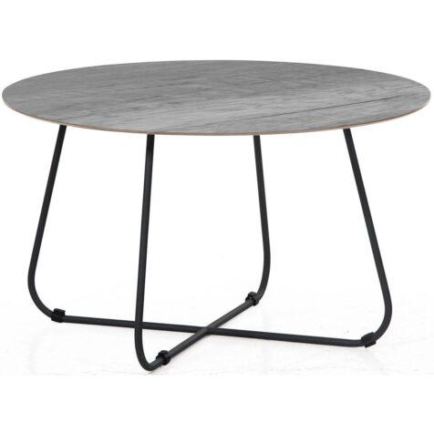 Stort svart Taverny-bord från Brafab.