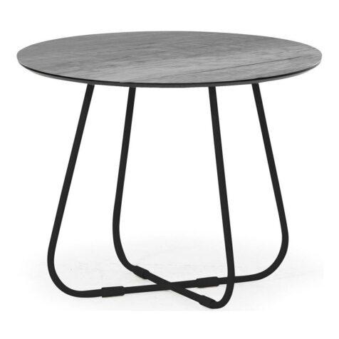 Svart Taverny-bord från Brafab.