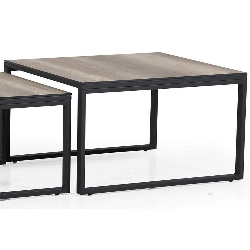 Stort svart Talance-bord från Brafab.