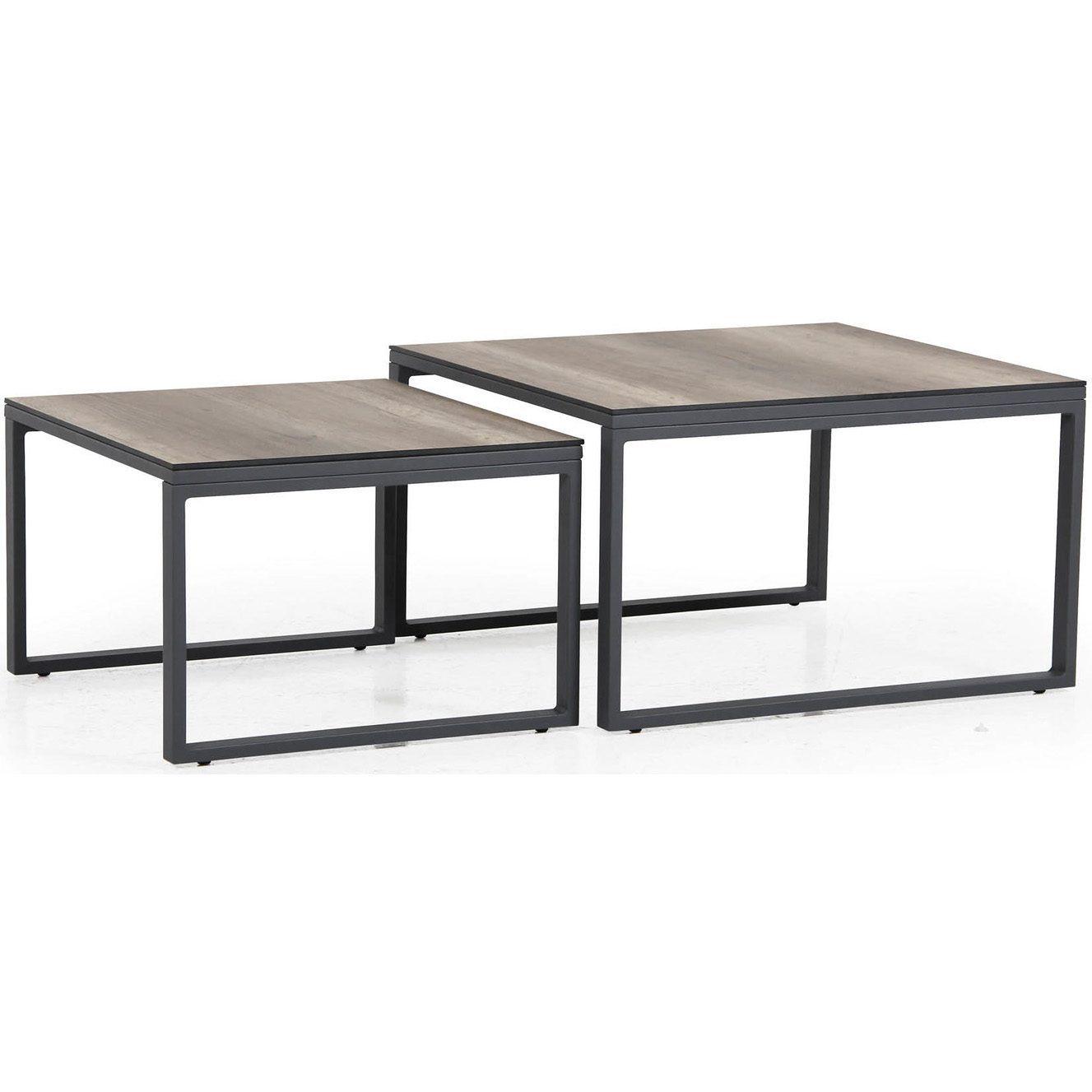 Gråa Talance-bord från Brafab.
