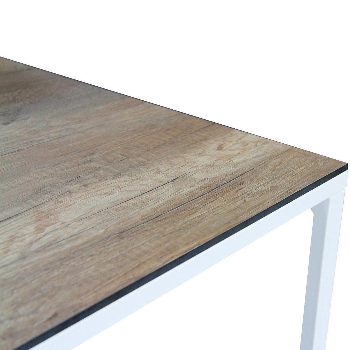 Talance-bordsskiva i naturfärg från Brafab.