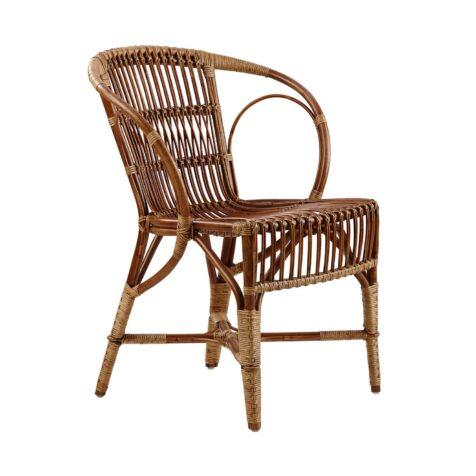 Wengler stol från Sika Design i färgen antik.