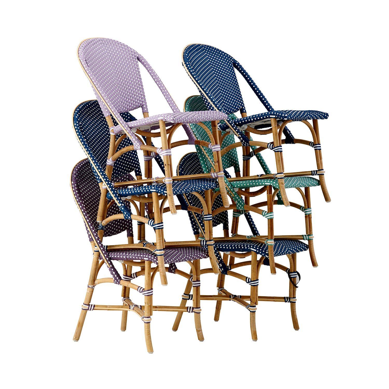 Sofie caféstol från Sika-Design i fler olika färger.