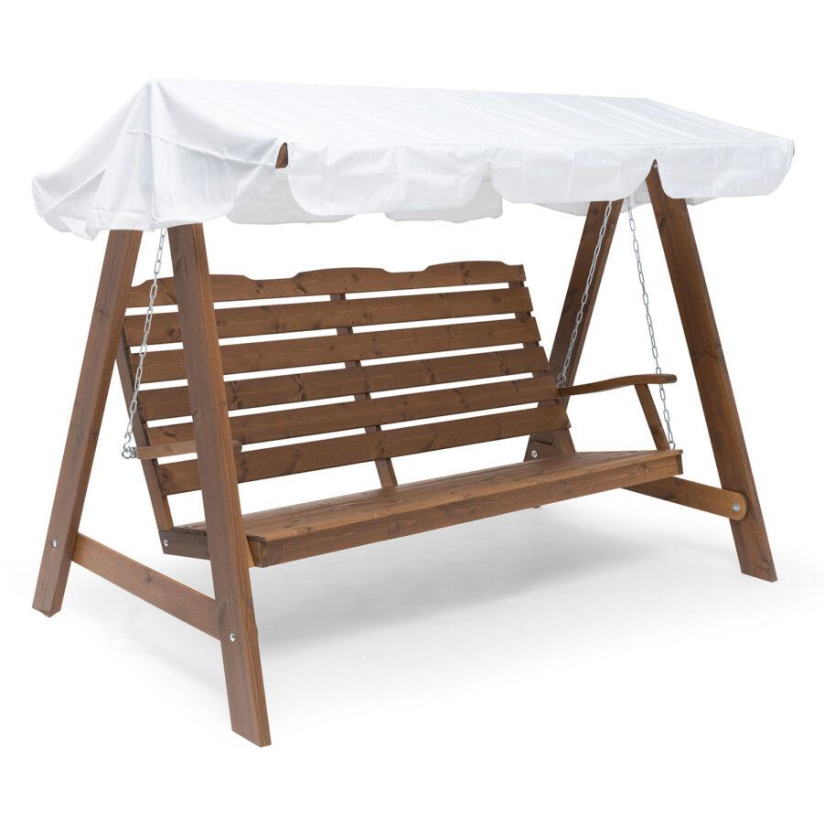 Hillerstorp Dalom hammock kanel inkl. tak