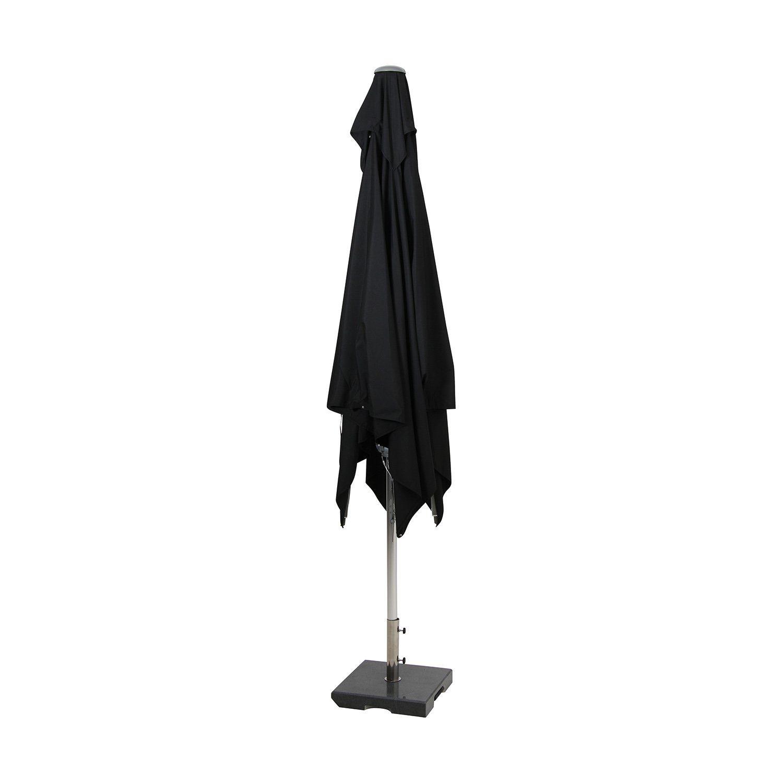Arezzo parasoll i svart från Brafab.