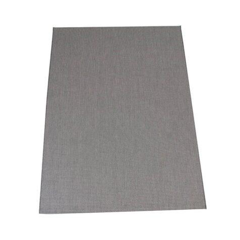 Stone är en utomhusmatta i grått från Brafab.